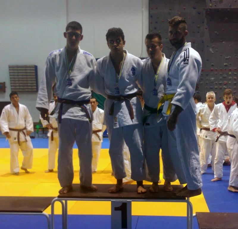 XVI Torneo Internacional de Judo-Puerta de Asturias