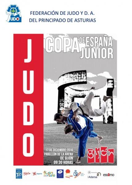 Copa de España Júnior - GIJON 2016