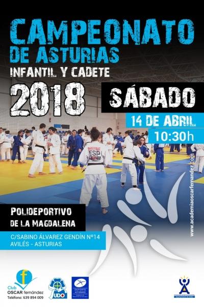 Campeonato de Asturias Infantil y Cadete 2018