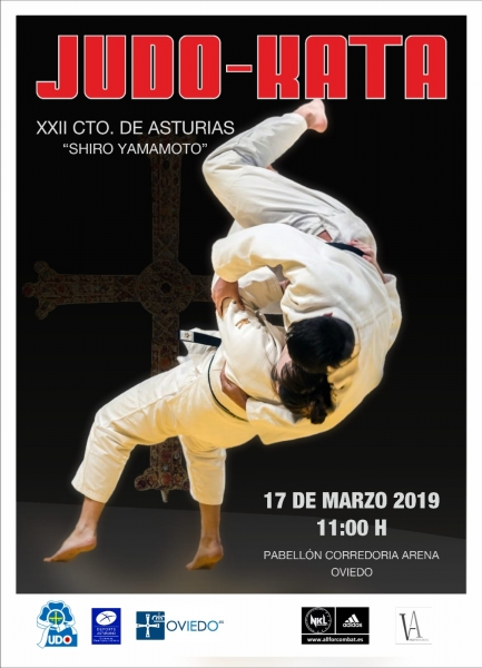 XXII CAMPEONATO DE ASTURIAS DE KATA