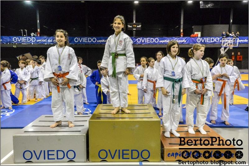 200 Judokas en el Ranking Alevin 2017