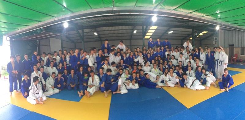 Éxito deportivo en el III Campus de Judo- Vidiago  2017