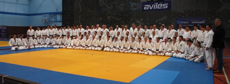 Altísimo nivel y buena participación en el I Open Nacional de Kata
