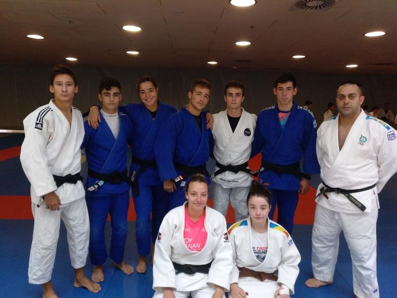 V Campus de Entrenamiento Euskadiko
