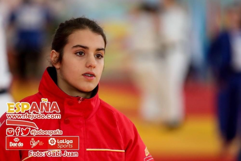 Ariane Toro, a la Copa de Europa de Rusia