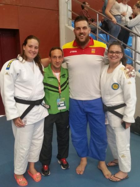 David Fernández oro en el campeonato de España universitario