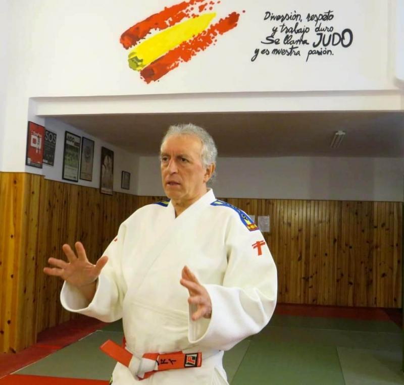 Judo, una lección de respeto