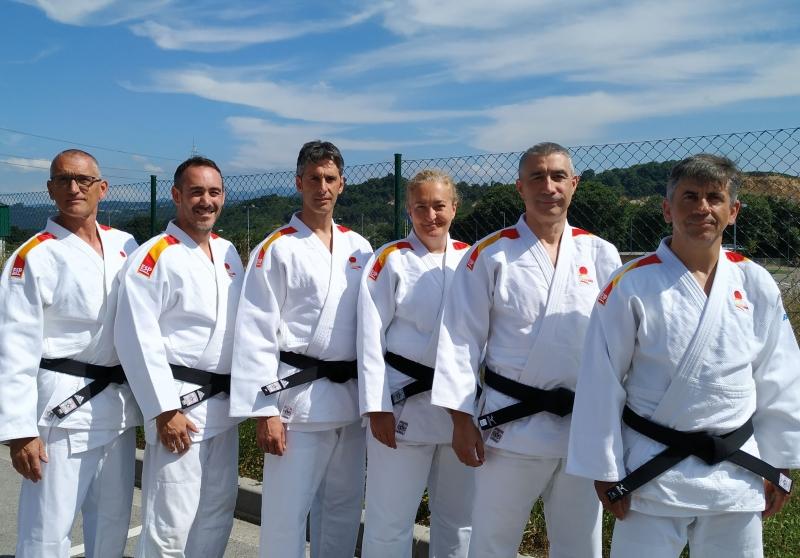 Asturias con seis judokas al campeonato de Europa de kata.