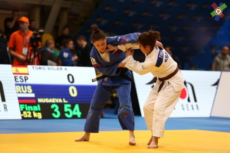 Ariane Toro,quinta en el Mundial de Azerbaiyán