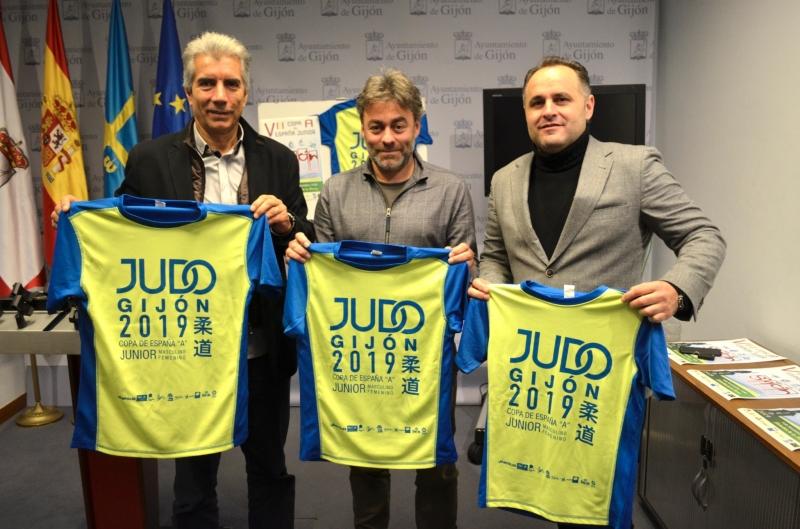 Los mejores judokas españoles de la categoría Junior se darán cita en la VIII Copa de España