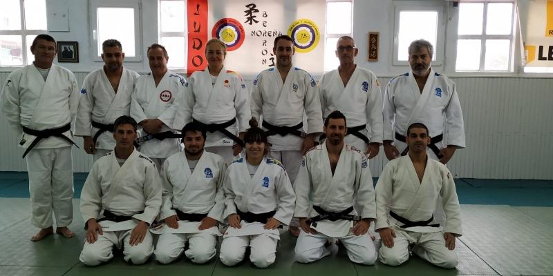 Entrenamiento Federativo de Kata