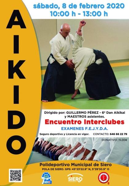 Encuentro Interclubes Aikido