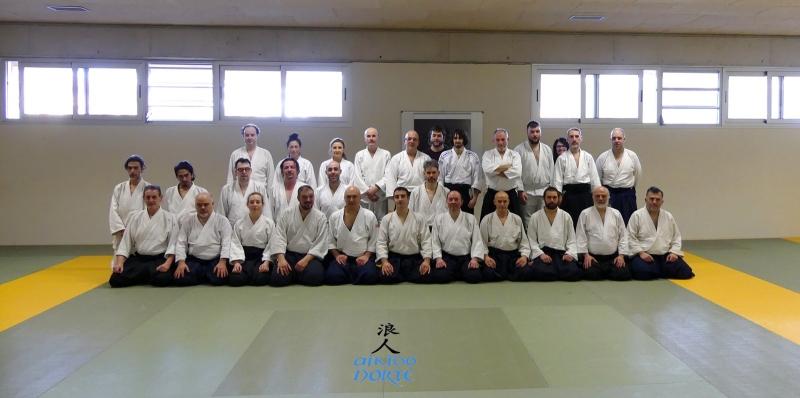 Concentración Aikido de Fajyda