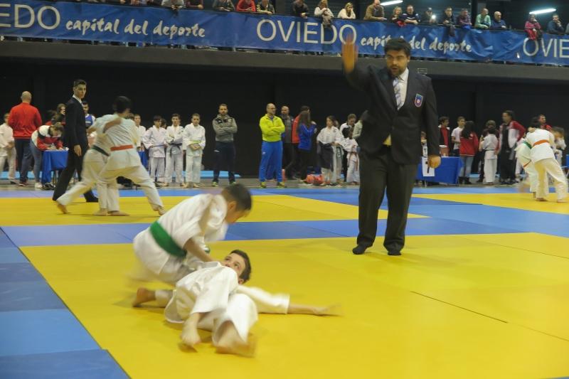 200 judokas  alevines en el Ranking de la Corredoria