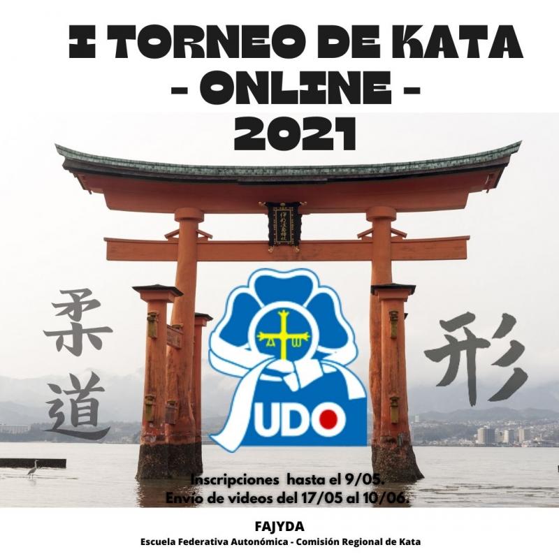 I TORNEO DE KATA ONLINE 2021
