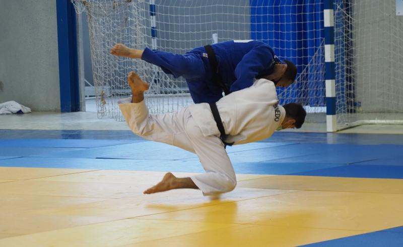 Regreso del judo de competición al tatami