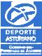 Logo de desporte asturiano